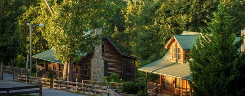 Black Bear Lodge, Sautee Nacoochee, GA