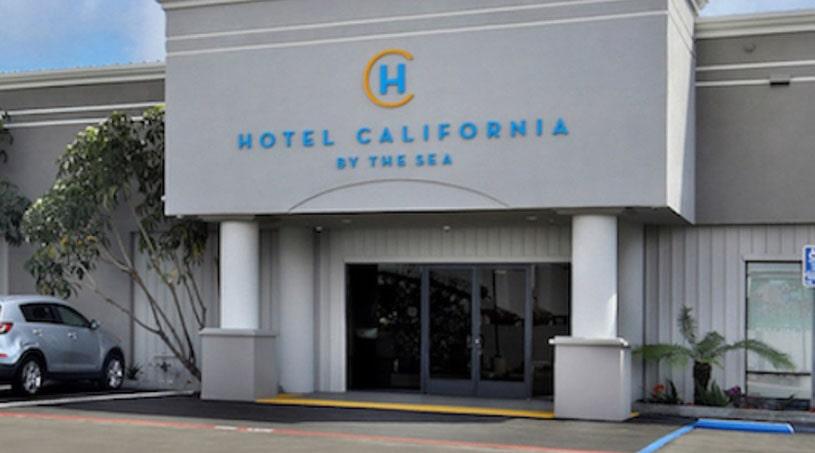 Hotel California by the Sea, Newport Beach, CA