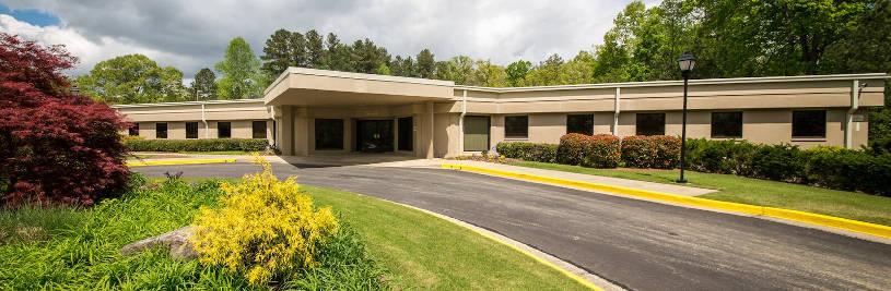 Talbott Recovery Campus Atlanta GA.