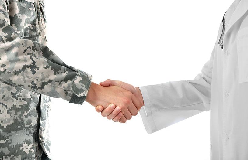 Veterans Rehabilitation Centers Outside VA