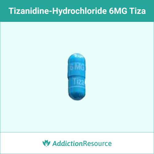 blue 6 mg tiza capsule