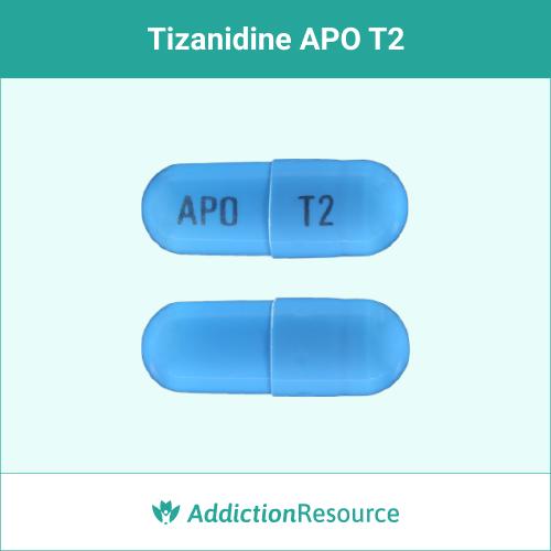 Blue APO T2 capsule