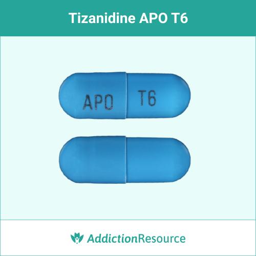 Blue APO T6 capsule