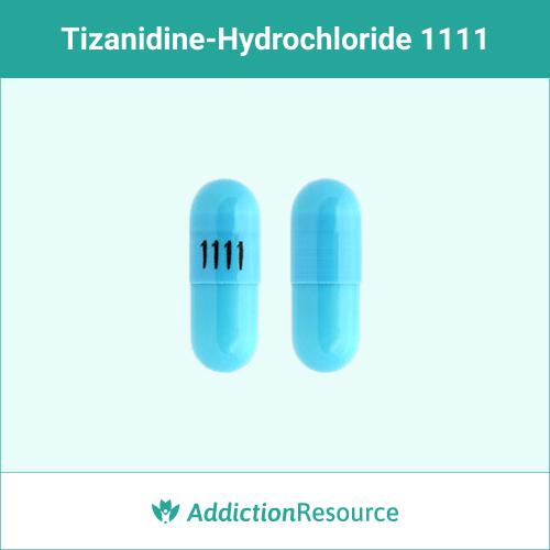 Blue 1111 capsule