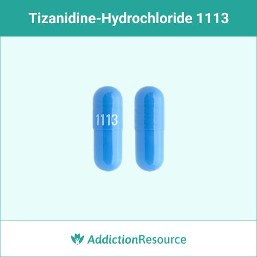 Blue 1113 capsule