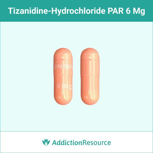 Pink PAR 6 mg capsule