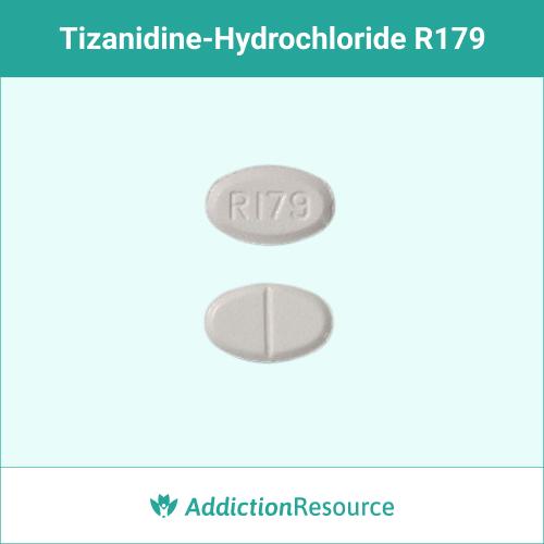 White R179 pill