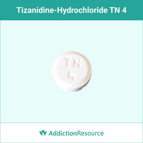 White TN 4 pill